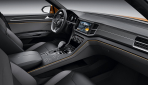 VW CrossBlue Coupe Innenraum