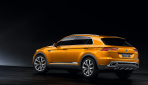 VW CrossBlue Coupe Seite 1