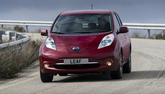 Verkaufszahlen Elektroautos USA - Nissan Leaf und Tesla Model S Kopf an Kopf