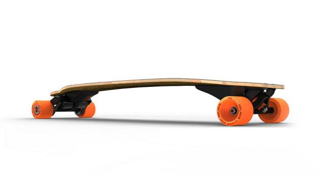 boostedboards - elektrisches Skateboard