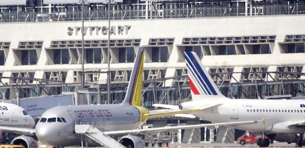 car2go Stuttgarter Flughafen