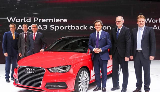 Audi kritisiert Tesla - Pressemitteilung