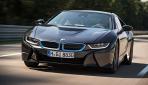 BMW-i8-Schwarz-Front