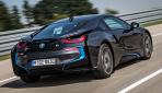 BMW-i8-Schwarz-Heck