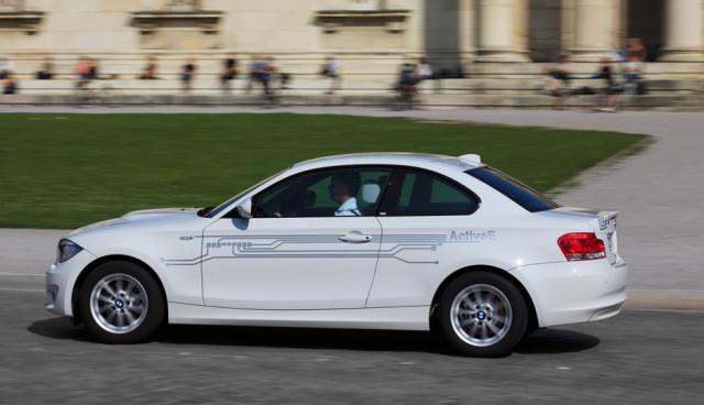 BMW sucht ActiveE-Testfahrer in Leipzig