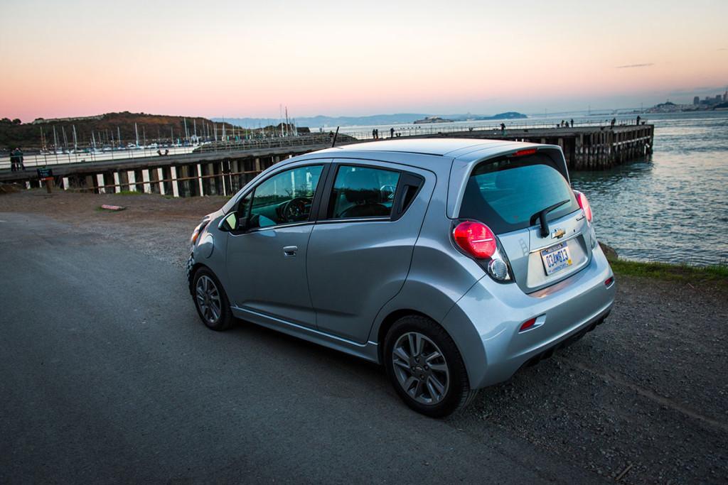 Chevrolet Spark EV Elektroauto-Leasing in USA nur 199 Dollar
