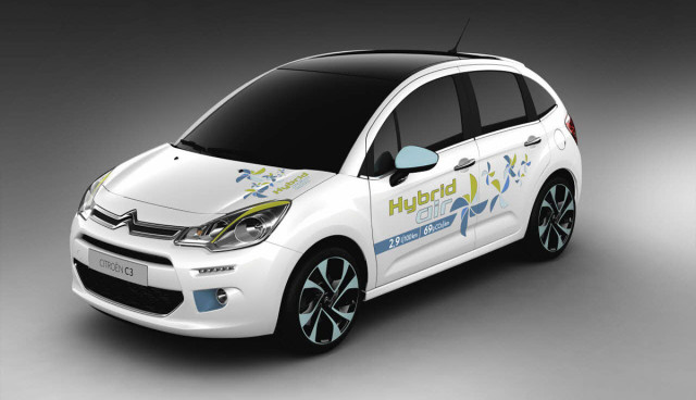 Druckluft-Hybridantrieb von PSA geht in Serie