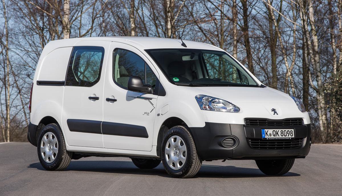 Peugeot Partner Electric - ecomento.tv