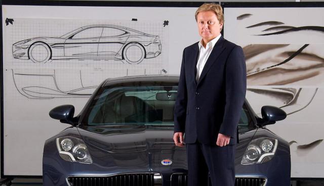 Henrik Fisker möchte Fisker Automotive zurückkaufen