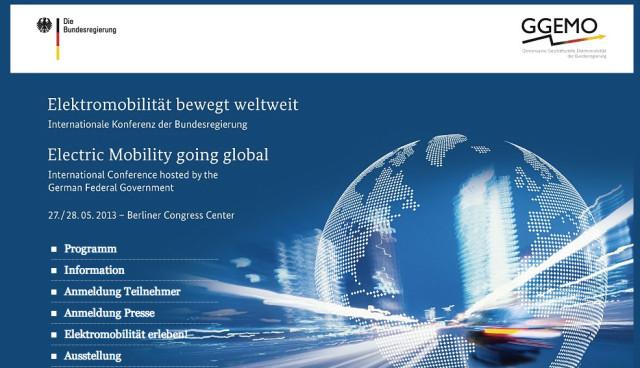 Elektromobilitäts-Konferenz