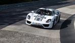 Porsche 918 Spyder Martini Racing Heckspoiler