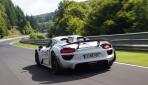 Porsche 918 Spyder Martini Racing Heckspoiler 2