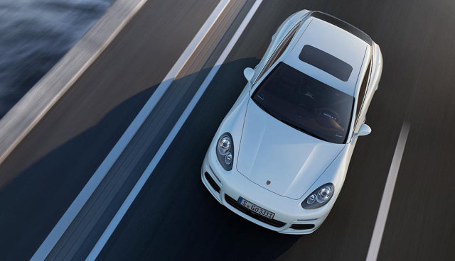 Porsche Panamera S E-Hybrid - Aufladen, Stromtarif,Smartphone App