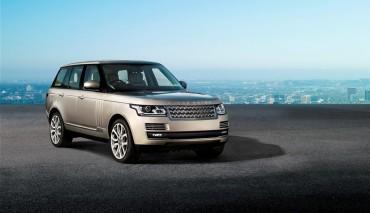 Range Rover Sport Diesel-Hybrid IAA Frankfurt 2013