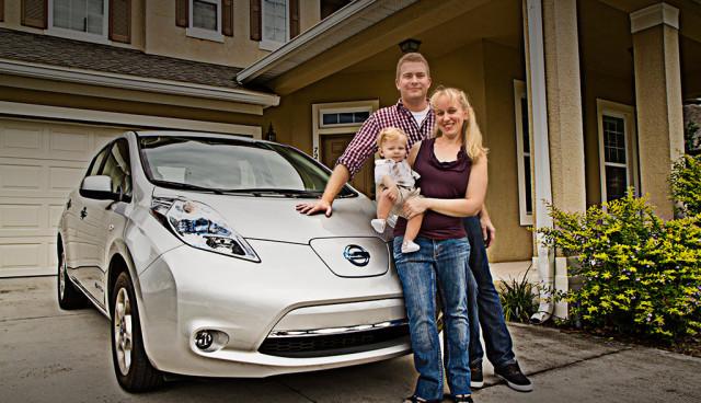 Studie Kalifornien - Elektroauto-Käufer sehr zufrieden mit ihren Autos