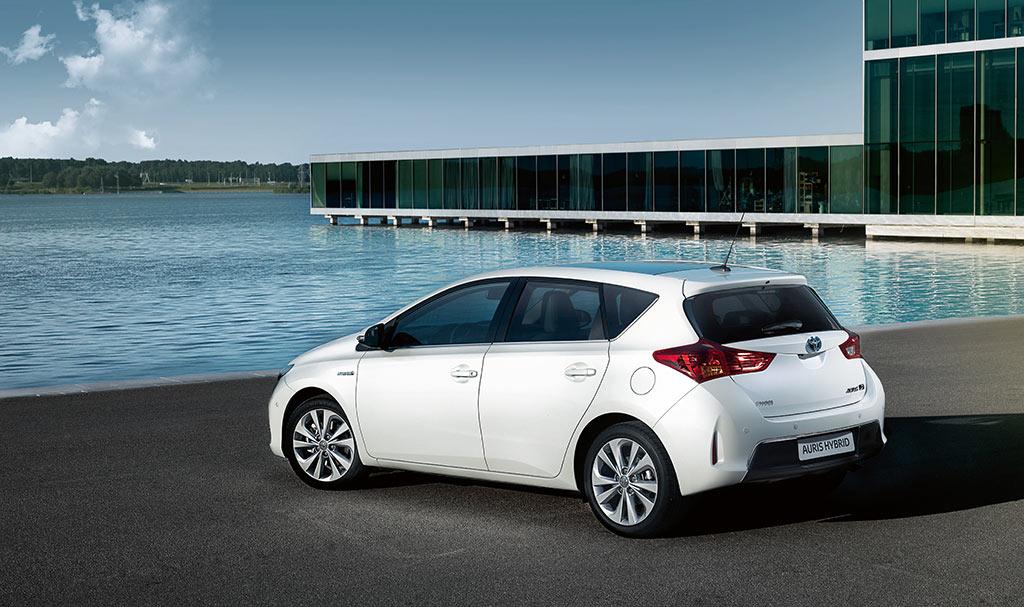 Toyota Auris Hybrid ADAC Eco-Test Sieger