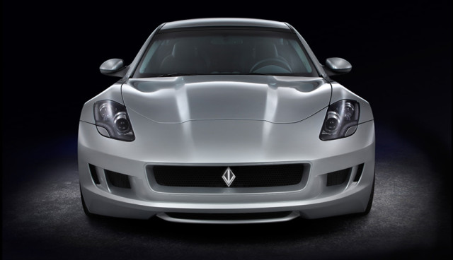 VL Automotive Destino-Fisker Karma Front