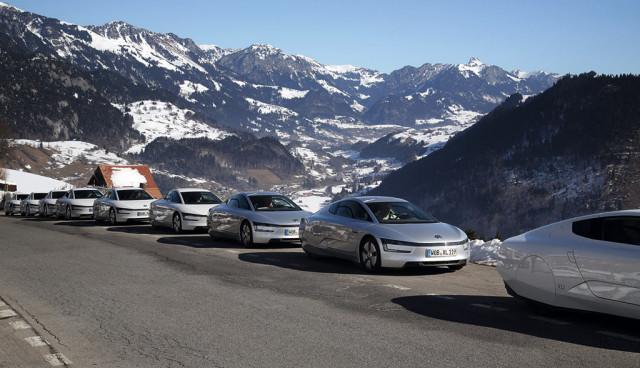 Volkswagen sucht Testfahrer für den VW XL 1