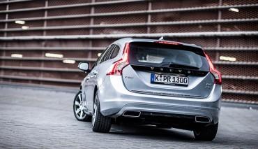 Volvo V60 Plug-in Hybrid - Produktion erhoeht