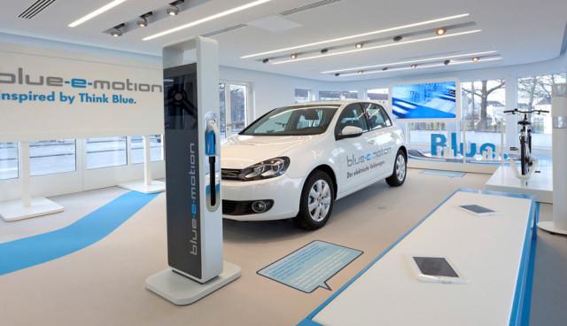 'e-Strom': VW will Klimaregulierung in Elektroautos effizienter machen