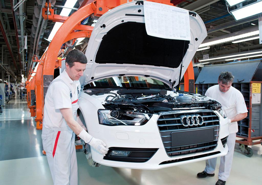 Audi A4 und A5: Neue Gerüchte und Photos