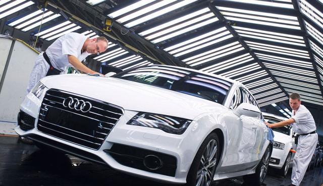 Audi baut A7 mit Brennstoffzelle - Erste Testfahrten ab August