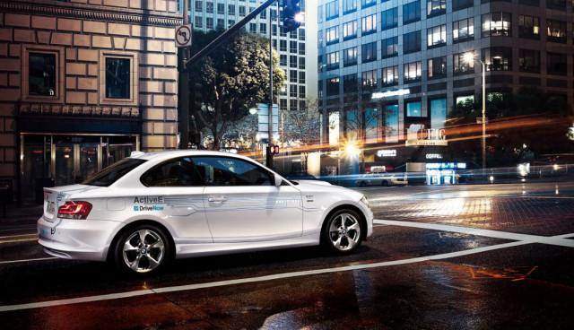 Carsharing: DriveNow jetzt auch mit Elektroauto BMW ActiveE