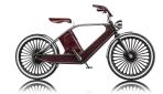Cykno E-Bike Elektrofahrrad Braun Seite