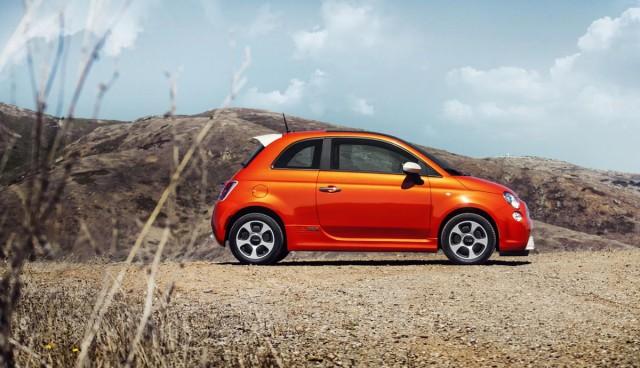 Elektroauto Fiat 500e in den USA bereits ausverkauft