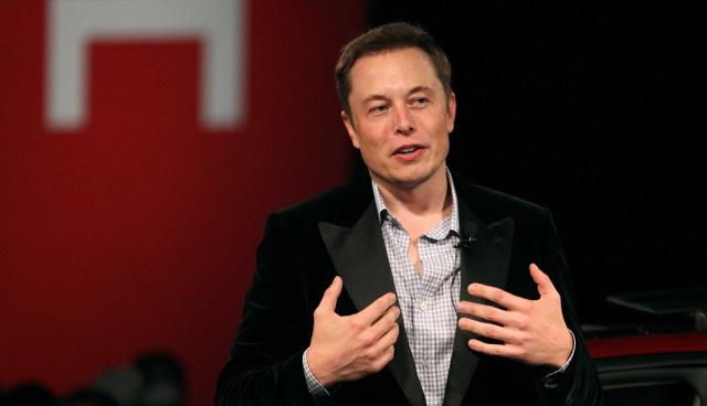 Elon Musk gibt einen Ausblick auf die Tesla-Zukunft