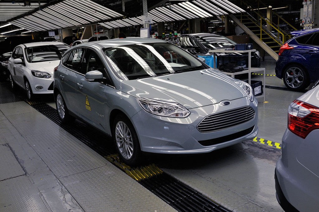 Ford Focus Electric Deutschland