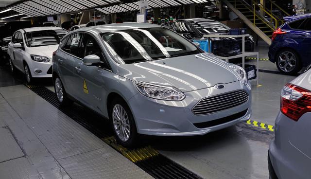 Ford Focus Electric Deutschland
