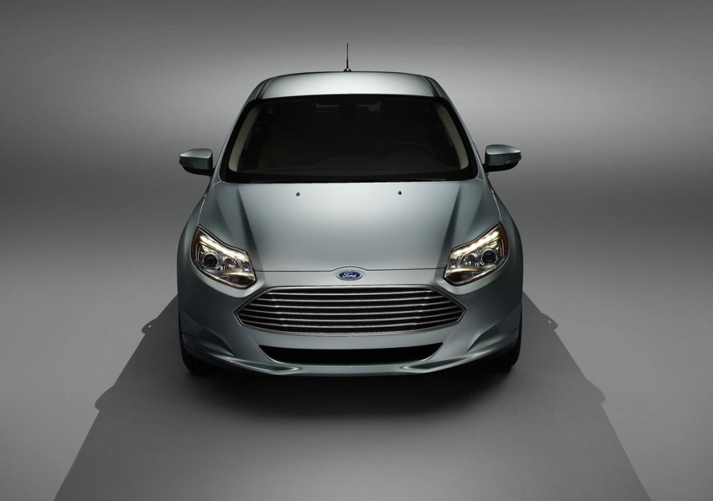 Ford Focus Electric Front