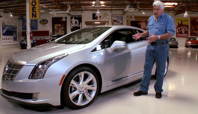 Jay Leno's Garage: 2014 Cadillac ELR