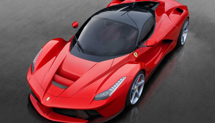 Ferrari LaFerrari Hybrid Dach