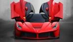 Ferrari LaFerrari Hybrid Flügeltüren