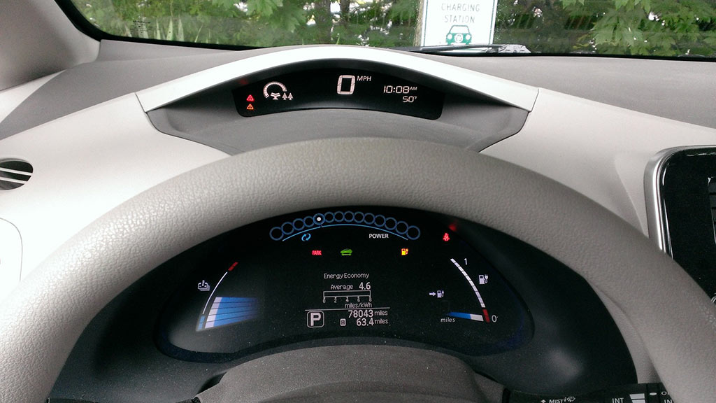 Nissan-Leaf-Fahrer legt über 125.000 Kilometer in zwei Jahren zurück: Batteriekapazität unverändert
