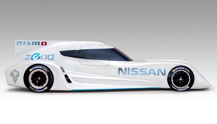 Nissan ZEOD RC Seite
