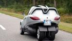 Peugeot VELV Heck