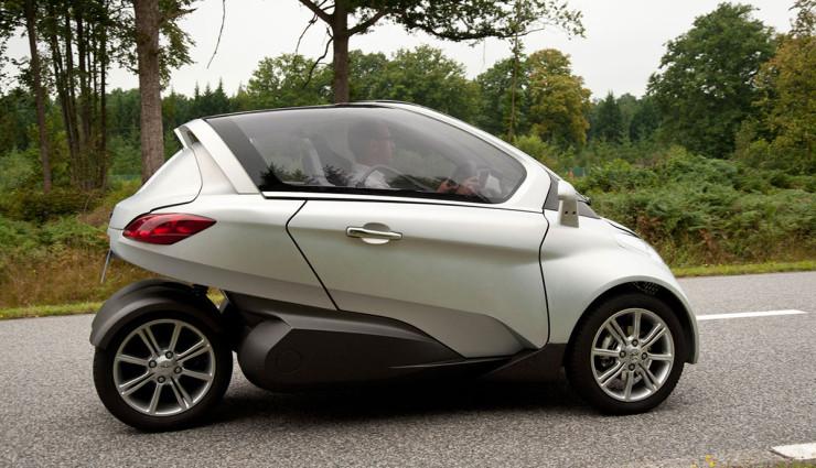 Peugeot VELV Seite