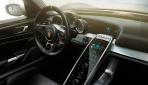 Porsche-918-Spyder-Plug-in-Hybrid Cockpit