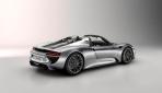 Porsche-918-Spyder-Plug-in-Hybrid Heck