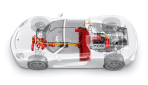 Porsche-918-Spyder-Plug-in-Hybrid Technik