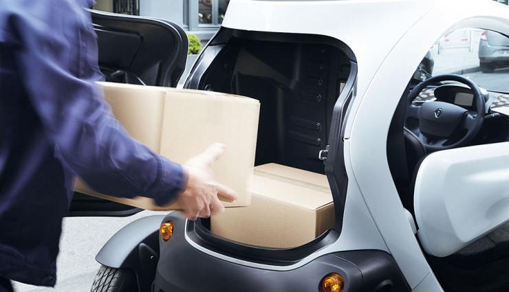 Renault Twizy Cargo Einsitzer