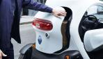 Renault Twizy Cargo Hecktuer
