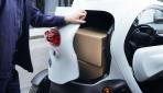 Renault Twizy Cargo verschließbare Hecktuer