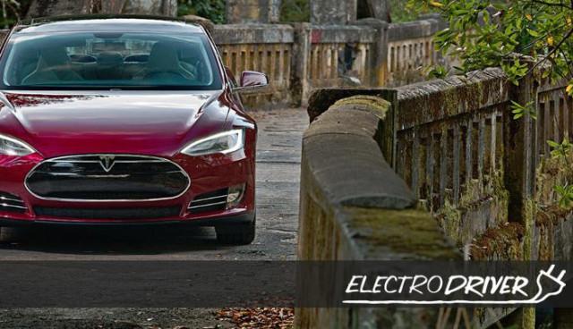 Silvretta E-Auto Rallye: Mitfahrt im Tesla Model S zu gewinnen