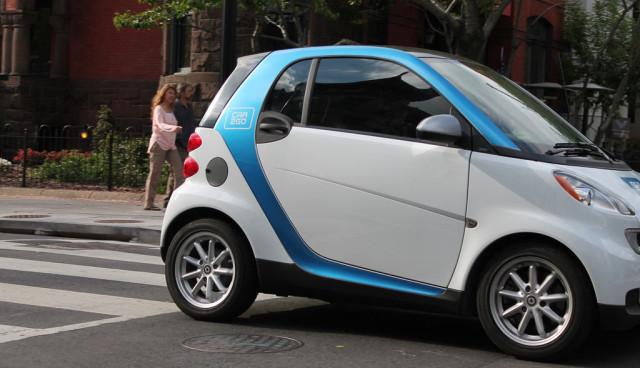 Studie des AIM: Carsharing weiterhin voll im Trend