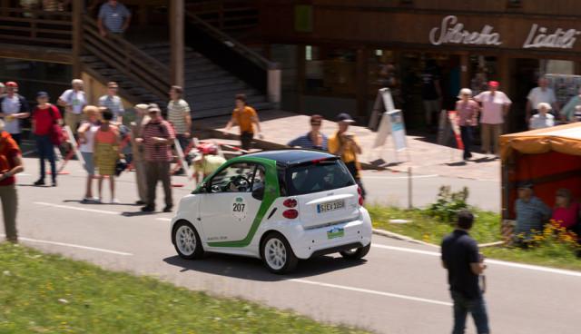 4. Silvretta E-Auto Montafon