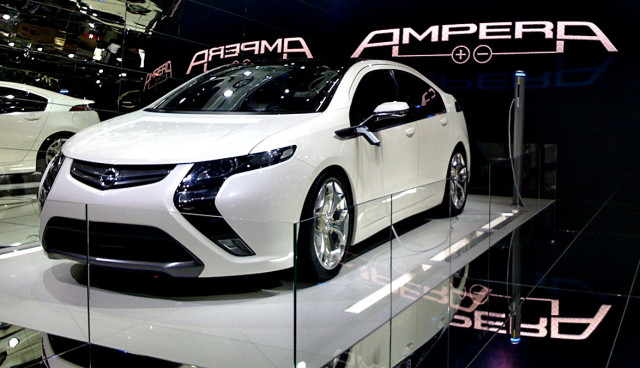 """Autobild sieht den Opel Ampera als """"Ladenhüter"""""""